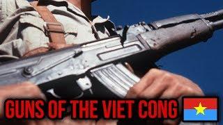 Vietnam War: Guns of the Viet Cong & NVA
