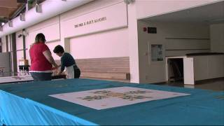 Camelot | Guenevere's Silk Tent: Behind the Scenes | Stratford Shakespeare Festival