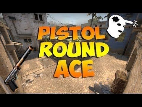 第一次手槍局ACE