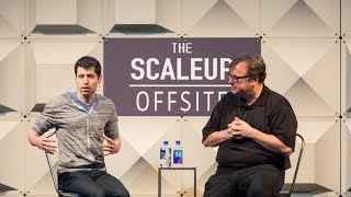 From Startup to Scaleup | Sam Altman and Reid Hoffman