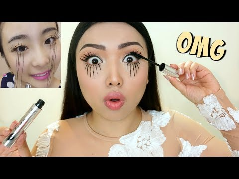 EXTREME LASHES Viral Asian Mascara Tested !!! Mp3