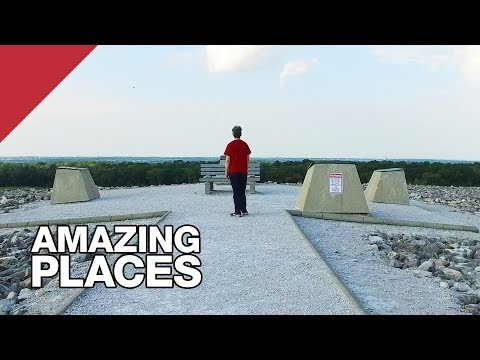 Would You Walk in a Nuclear Waste Dump?