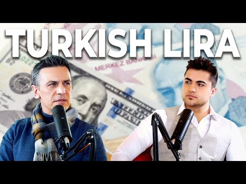 What is happening to the Turkish Lira in 2021?