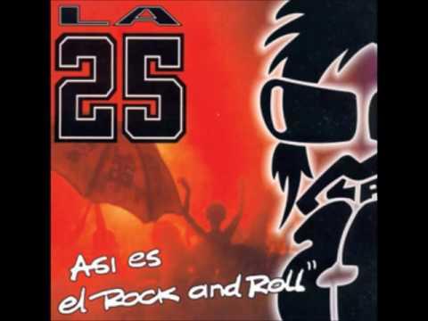 La 25 - Mil canciones (AUDIO)