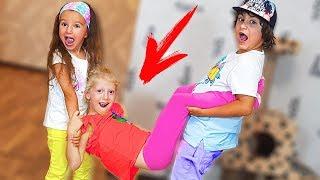 ЧТО ЗДЕСЬ ПРОИСХОДИТ? Зачем Милана ПОЗВАЛА Kikido на ЧЕЛЛЕНДЖ? Родители и дети играют на Family Box!