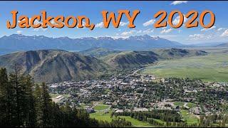 JACKSON (Hole), WYOMING - SUMMER 2020 - TOUR