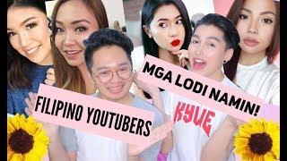 IMITATING FILIPINO YOUTUBERS! (FT. SIR PAUL MAYNARD)