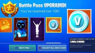 SEASON 9 BATTLE PASS! (Fortnite: Battle Royale)