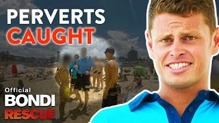 Perverts CAUGHT at Bondi Beach