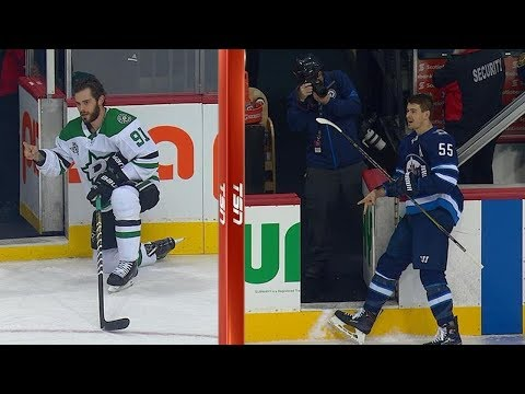 BEST NHL Bloopers of 2017-18 Season - Regular Season So Far- Bloopers, Fails, and Funny Moments