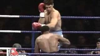Майк Тайсон - Лу Савариз 52 Mike Tyson vs Lou Savarese