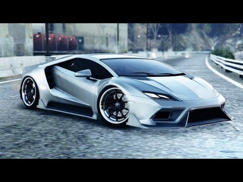 BEST LOOKING CARS IN GTA 5 ONLINE ( Top 10 )