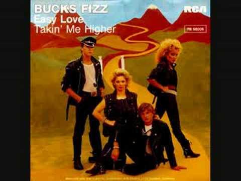 Bucks Fizz - Easy Love (Single Ver.)