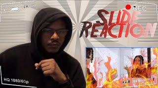 Coi Leray - Slide feat. Gunna (Official Video) (Reaction)