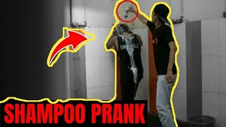SHAMPO PRANK NANGIS DAH LU WKWKWK | Prank indonesia
