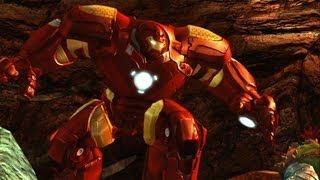 Hulk vs Hulkbuster Armour - Avengers Initiative - Official Marvel | HD