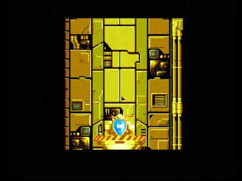 R-Type Deluxe *Demo* - [Atari STE] gameplay