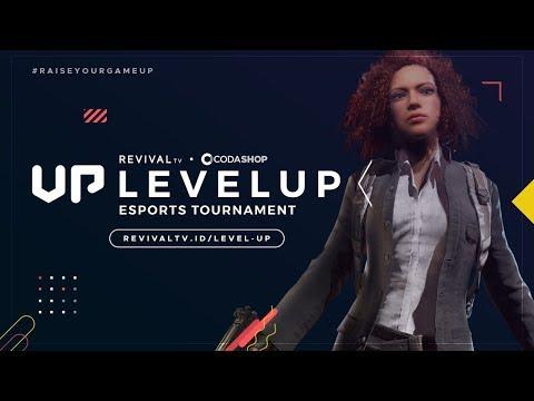 [LIVE PUBGM] RevivaLTV • CODASHOP - Level Up! Esports Tournament Wave 2 Day 2
