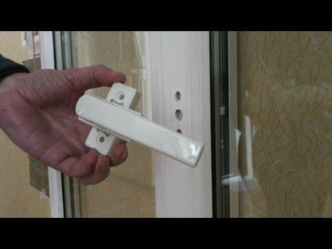 Как регулировать пластиковые окна самому