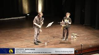 FISPalmela 2019 – Mario Marzi & Achille Succi – Bach in black II