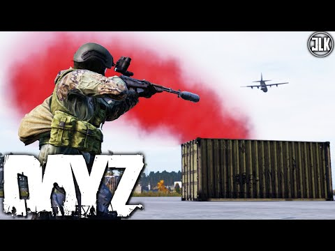 DAYZ - Fight for an Airdrop!