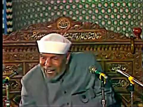 قصه سيدنا موسى والخضر عليهما السلام   الشيخ الشعراوى