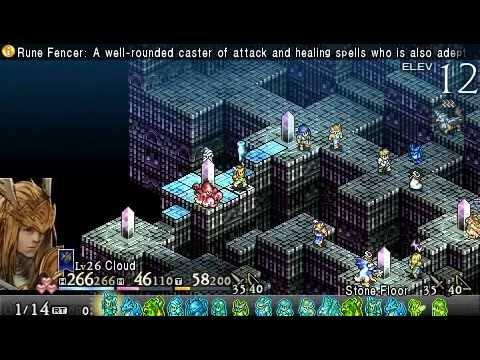 Let's Play Tactics Ogre PSP 081 - LOOT AND PLUNDARRR