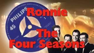 The Four Seasons  -  Ronnie