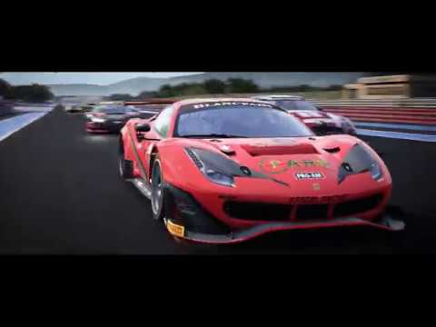Assetto Corsa Competizione Launch Date Announcement [ESRB] thumbnail