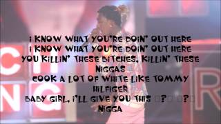 In This Game lyrics - Young Thug Ft.Rich homie Qua