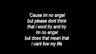 Im No Angel - Dido