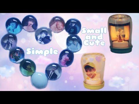 Simple BTS DIY Gifts