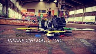 ???? FPV Drone Cinematic Hero 8 Black - ReelSteady Go !