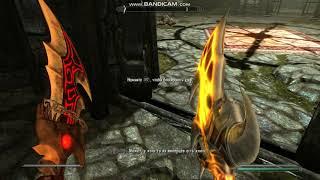 Кратос в Skyrim! Мод на кратоса в скайрим