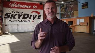 A Message From Skydive Indianapolis