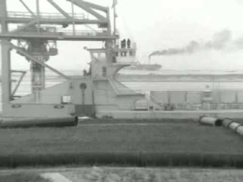 Uitbreiding haven van Rotterdam (1969)