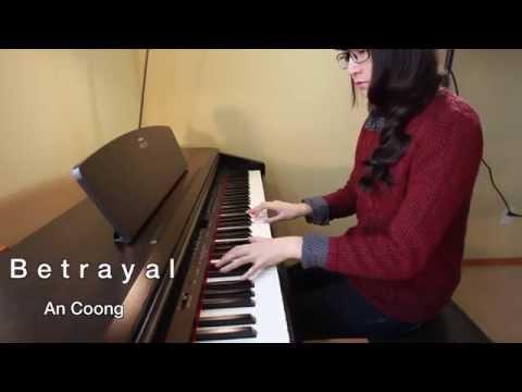 Betrayal - Phai Dấu Cuộc Tình - Huang Hun - An Coong Piano Cover