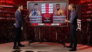 UFC 220: Inside the Octagon - Miocic vs Ngannou