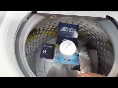 Washing Machine Buying Guide – MAYTAG MVWB765FW
