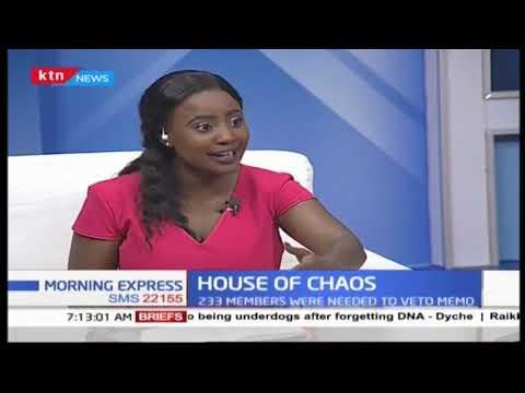 Uhuru's tax proposals go through | PRESS REVIEW