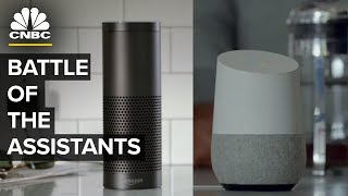 Why Amazon Alexa And Google Assistant Are Becoming Omnipresent