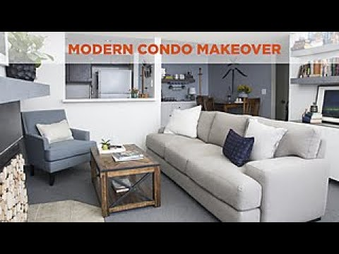 Modern Condo Makeover - HGTV