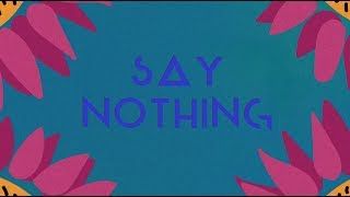 <b>Gabrielle Aplin</b>  Say Nothing Official Lyric Video