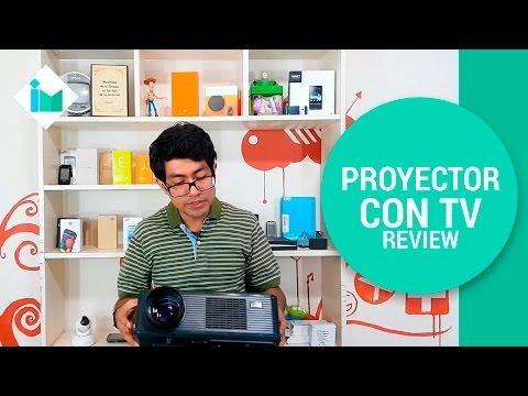 Excelvan CL720D - Proyector con TV Digital