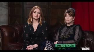 EW | 'Buffy the Vampire Slayer' Reunion: Alyson Hannigan & Amber Benson discuss Willow & Tara