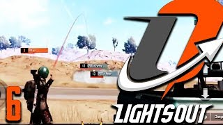 Lights Out vs OPGG FINALE | Lights Out Tournaments #6 | Pubg Mobile