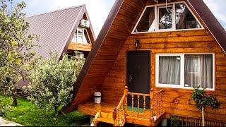 Обзор домиков для отдыха в Абхазии 2016 частный сектор