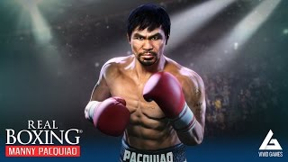REAL BOXING MANNY PACQUIAO (Vivid Games) Gameplay Video Android / iOS