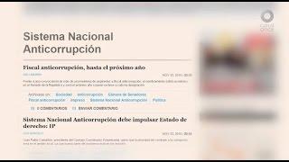 A favor y en contra - Reforma anticorrupción