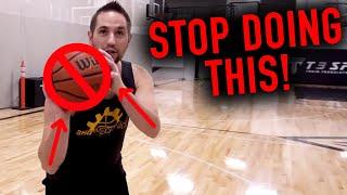 WARNING: Avoid These Three KILLER Shooting Mistakes   Basketball Shooting Tips
